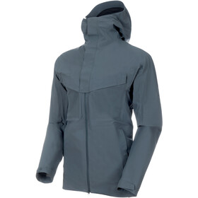 Mammut Zinal HS Hooded Jacket Men storm